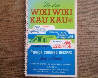 Hawaiian Cooking - The New Wiki Wiki Kau Kau