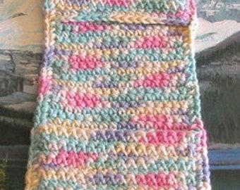Hand crochet swiffer mop cover SMCL009