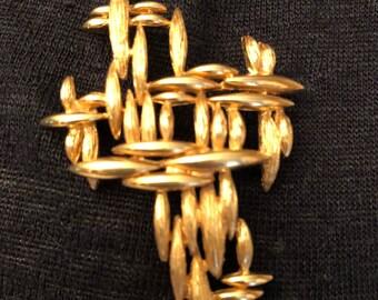 Carven vintage Carven brooch vintage brooch