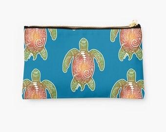 Honu Sea Turtle Studio Pouch