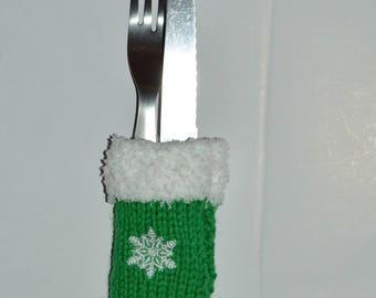Green boots 4pcs