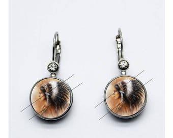 Earrings Indian 1