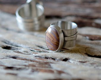 Sterling Silver Ring | Rustic Silver Ring | Bohemian Ring | Statement Ring | Trendy Design | Gifts For Mom Jewelry | Valentines Gift For Her