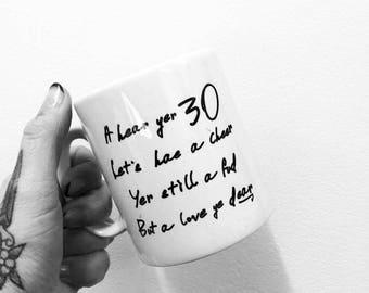 30 Scottish Age Mug