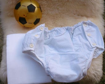 Adult baby ABDL old fashioned diaper cover omutsu Windelhose Size - XXL -