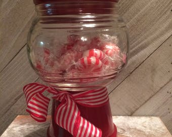 Bubble Gum Machine Candy Dish