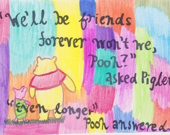 Pooh & Piglet- Friends for Forever+