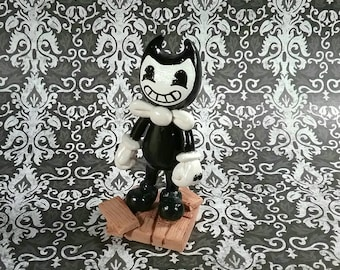 Bendy and the ink machine - Bendy Figurine - horror game figures