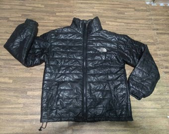 The North Face Goose down Puffer Jacket Full zip Men Size M
