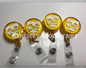 Tennessee Vols Badge Reel