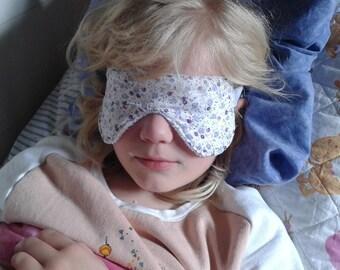 Masque de nuit version enfant ou adulte