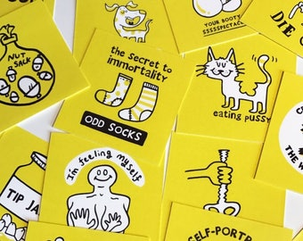 Pack of Stickers