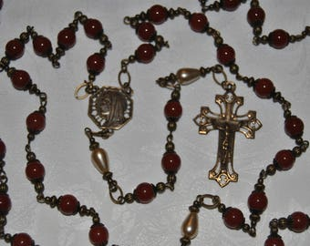 Victorian Eloquent Rosary