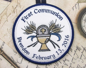 Personalized First Communion Ornament