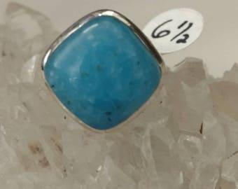 Smithsonite Ring Size 6 1/2