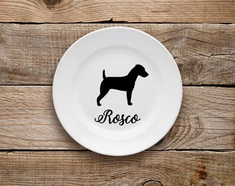 Jack Russell Terrier Decorative Plate