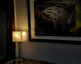 3D Printed Lamp| Lamp | Lithophane Lamp |