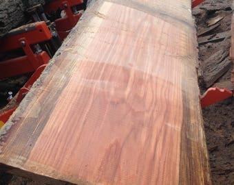 Red Oak Slab