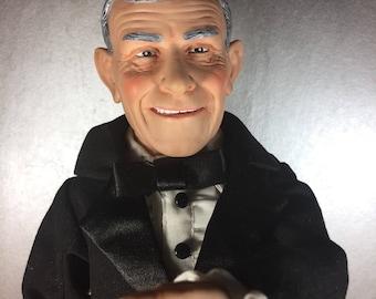 Effanbee George Burns Doll