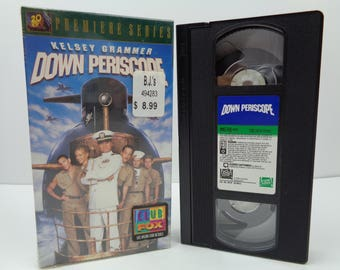 Down Periscope VHS Tape