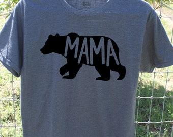 Mama bear / Papa bear t-shirt