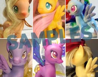 Custom My Little Pony Repaint- commission
