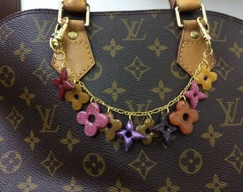 Key Chain bag charms Louis Vuitton