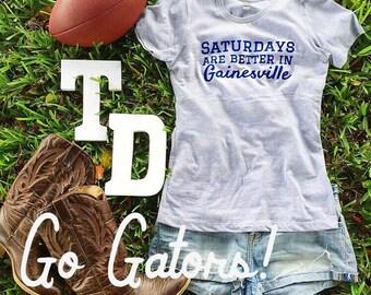 Women's Football Shirt - Gainesville - Florida