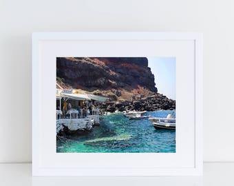 Cinque Terre Photograph