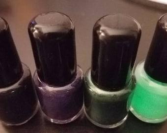 Disney haunted mansion inspired nail polish 15ml