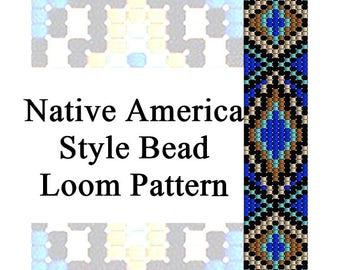 Native America Bead Loom Pattern Etsy