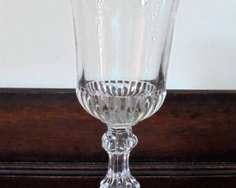 Victorian Glass Celery Vase ~ Victorian c.1800s