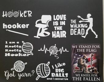 vinyl window stickers