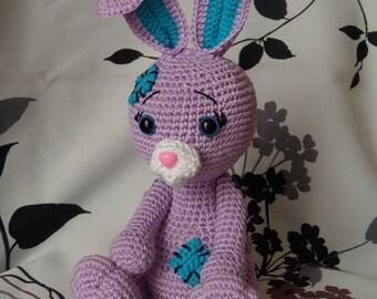 Lulu crochet Bunny