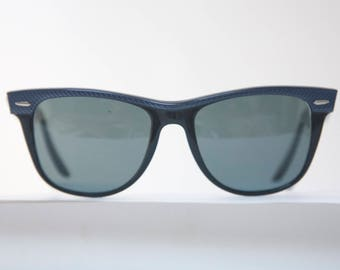 Ray Ban Wayfarer 2 Sunglasses Frames / Made inUSA / Mosaic Blue / rx lenses