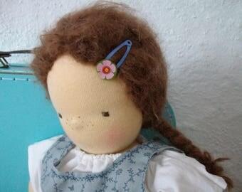 IDA, Waldorf dolls, Waldorf doll, whale village doll, doll Wal village style
