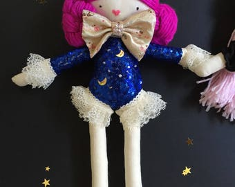 Beautiful Handcrafted Doll
