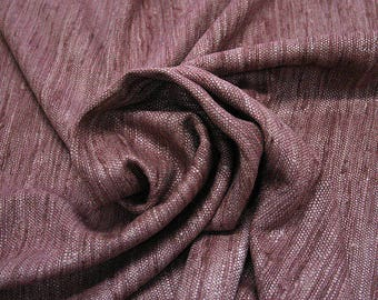 451122-natural Silk Rustic 100%, wide 135/140 cm, made in India, dry-washed, weight 360 gr
