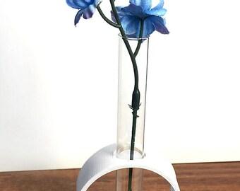 3D printed Ring Test Tube Vase
