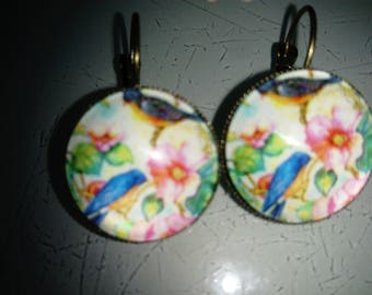 earring Bohemian spirit of nature