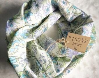 Summer Sale Lightweight Cotton Double Wrap Infinaty Scarf