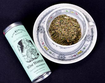 Wise Woman Loose Leaf Herbal Tea for Menopause