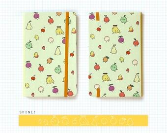 fruity booty sketchbook