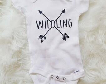 Wildling Onesie