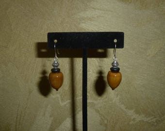 Acorn Earrings #205
