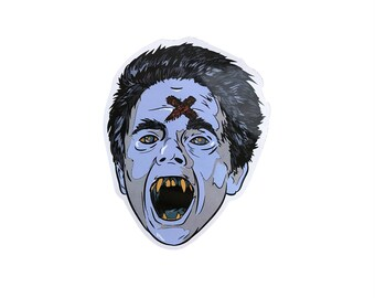 Evil Ed Fright Night Sticker