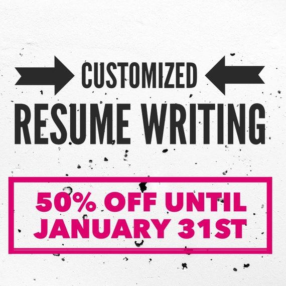Custom resume writing good