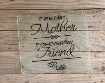 Monogram Cutting Board, Mother of the Bride, Mothers day, Mothers day gift, mother's day, mother gift, gift for mom