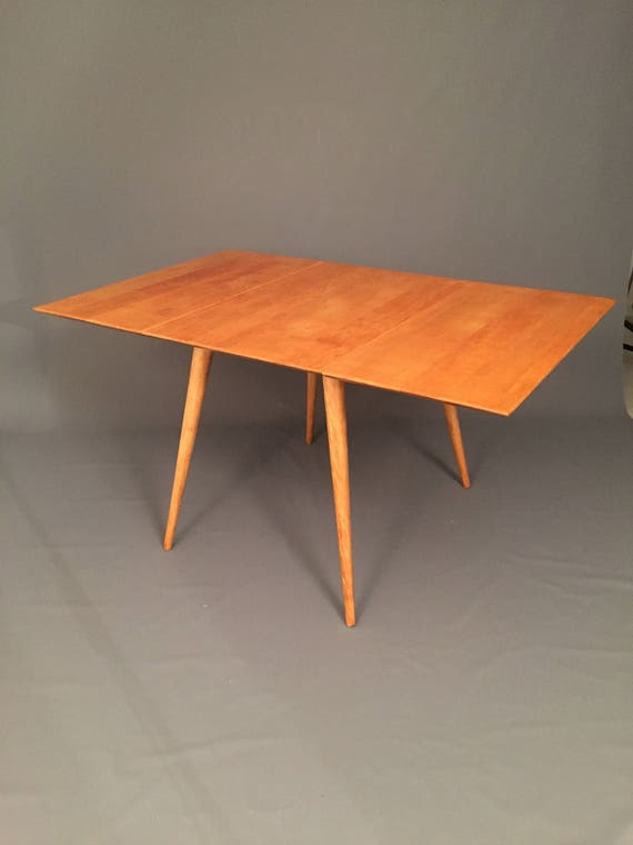 Mid-Century Paul McCobb Planner Group dining table