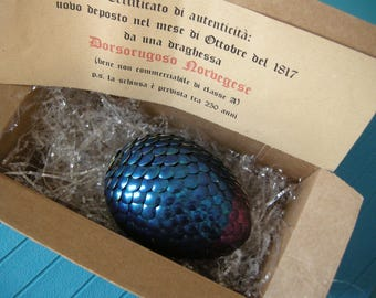 Blue Dragon eggs-Harry Potter-throne of swords-fantastic animals
